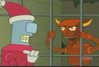 Futurama: A Tale of two santas