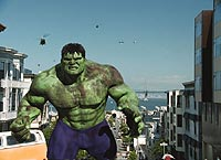 The Hulk (R: Ang Lee)