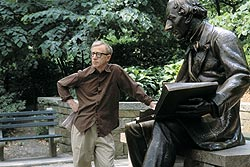 Anything Else (R: Woody Allen)