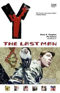 Brian K. Vaughan, Pia Guerra: Y - The Last Man