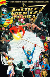 Geoff Johns, Dale Eaglesham.: Justice Society of America