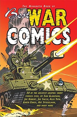 David Kendall (Hrsg.): The Mammoth Book of Best War Comics