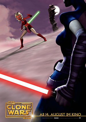 Star Wars: The Clone Wars (R: Dave Filoni)