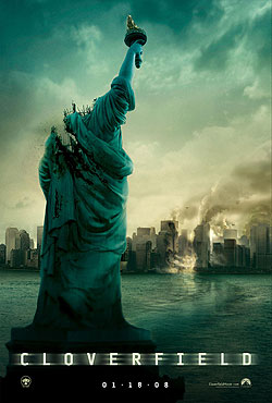 Cloverfield (R: Matt Reeves)