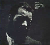 Ornette Coleman: Town Hall, 1962