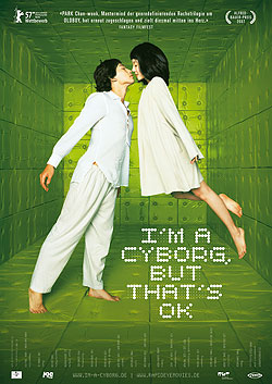 I'm a Cyborg but that's OK (R: Park Chan-wook)