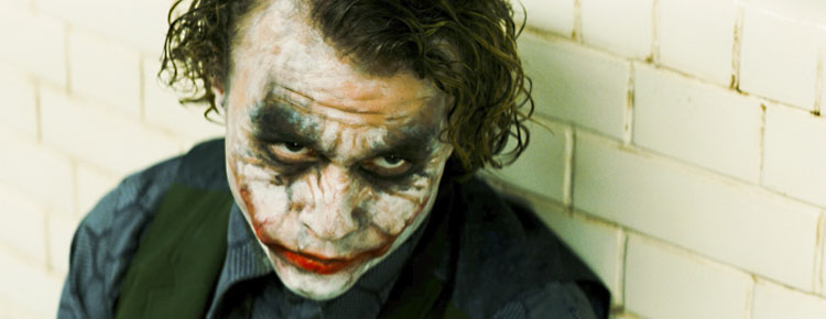 The Dark Knight (R: Christopher Nolan)