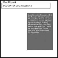 Diamanten & Raketen II, mixed by Roman Flügel