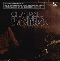 Christian Prommer's Drumlesson, Drum Lesson Vol. 1