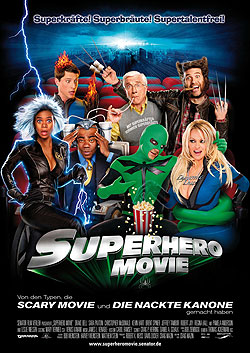 Superhero Movie (R: Craig Mazin)
