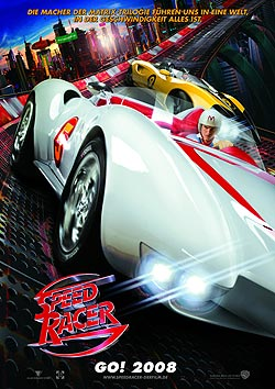 Speed Racer (R: The Wachowski Brothers)