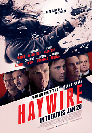 Haywire (Steven Soderbergh)