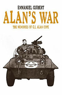 "Emmanuel Guibert: ""Alan's War"""