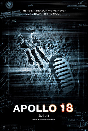 Apollo 18 (Gonzalo López-Gallego)