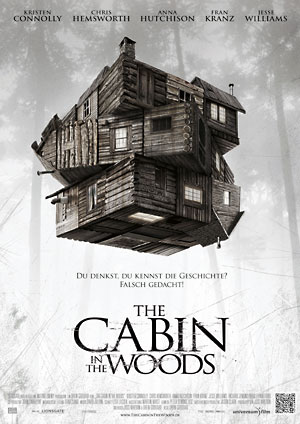 The Cabin in the Woods (Drew Goddard)