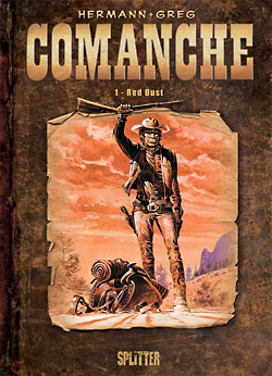 Hermann, Greg: Comanche: Red Dust