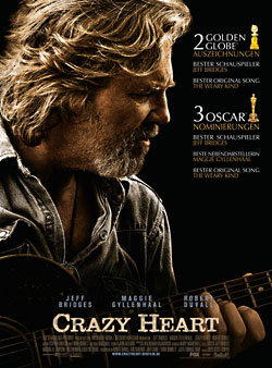Crazy Heart (R: Scott Cooper)