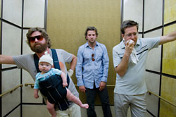 Hangover (R: Todd Phillips)