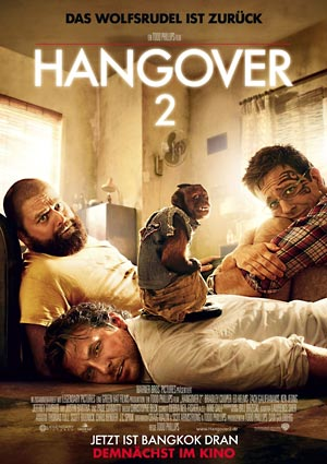 Hangover 2 (Todd Phillips)