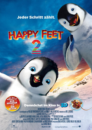 Happy Feet 2 (George Miller)