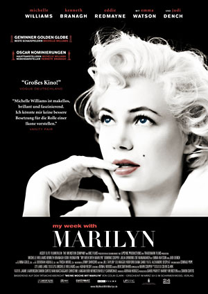 My Week with Marilyn (Simon Curtis)