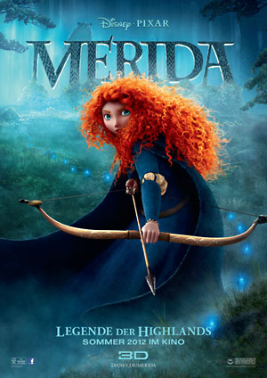 Merida - Legende der Highlands (Mark Andrews, Brenda Chapman)