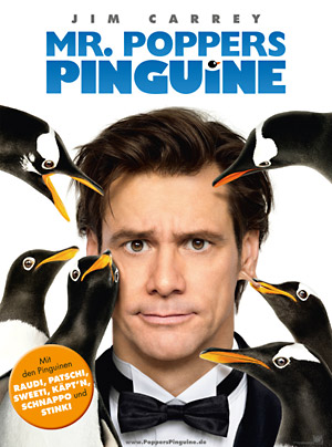 Mr. Poppers Pinguine (Mark Waters)