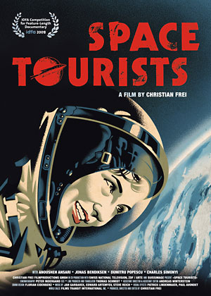 Space Tourists (R: Christian Frei)