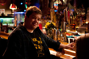Young Adult, Patton Oswalt