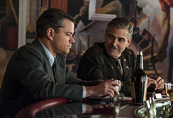 The Monuments Men (George Clooney)