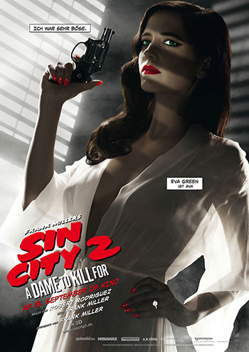 Sin City 2 – A Dame to kill for (Robert Rodriguez & Frank Miller)