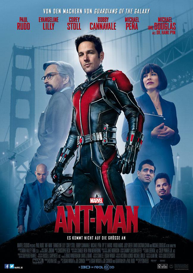 Ant Man Full Cast