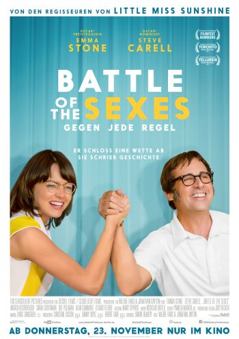 Battle of the Sexes (Jonathan Dayton & Valerie Faris)