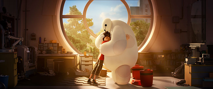 Baymax – Riesiges Robowabohu (Don Hall, Chris Williams)