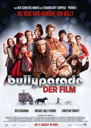Bullyparade - Der Film (Michael »Bully« Herbig)
