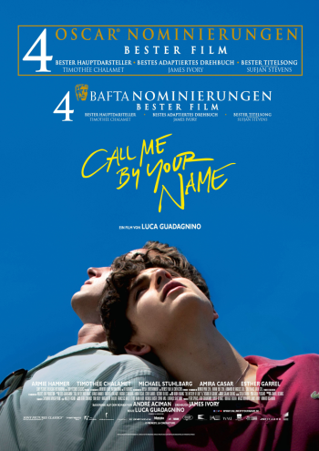 Call me by your name (Luca Guadagnino)