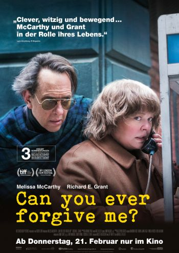 Can you ever forgive me? (Marielle Heller)