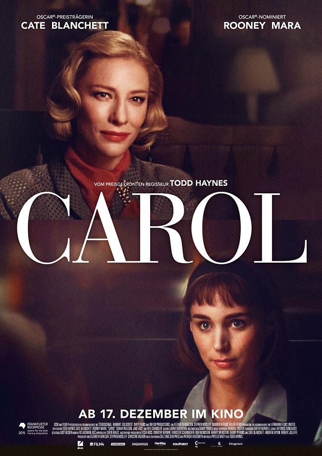 Carol (Todd Haynes)