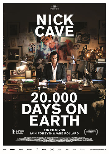 20.000 Days on Earth (Iain Forsyth, Jane Pollard)
