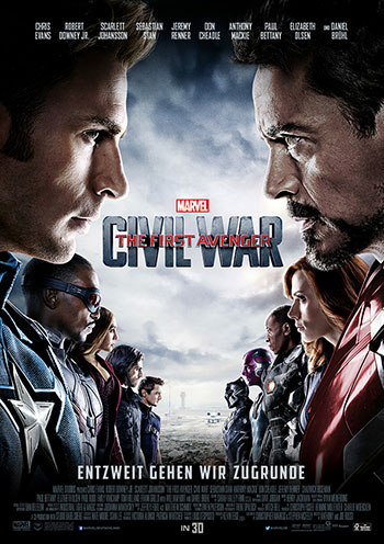 The First Avenger: Civil War (Anthony & Joe Russo)