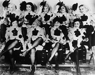Dames (Ray Enright & Busby Berkeley)