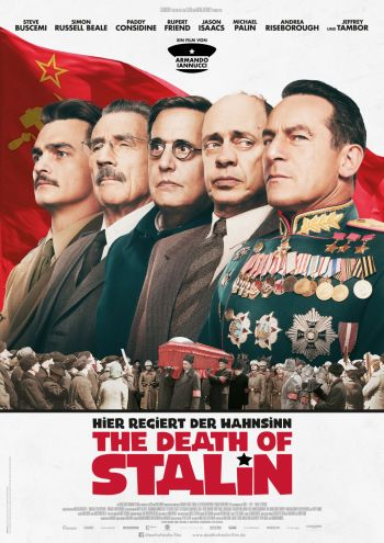 The Death of Stalin (Armando Iannucci)