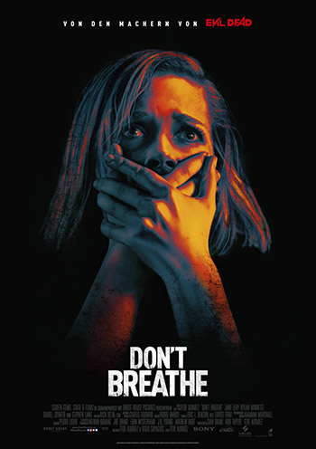 Don't breathe (Fede Alvarez)