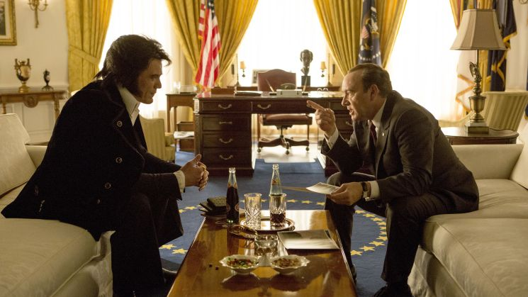 Elvis & Nixon (Liza Johnson)