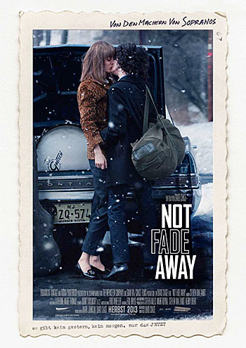 Not fade away (David Chase)