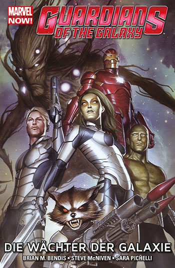 Guardians of the Galaxy Collection: Band 1: Die Wächter der Galaxie