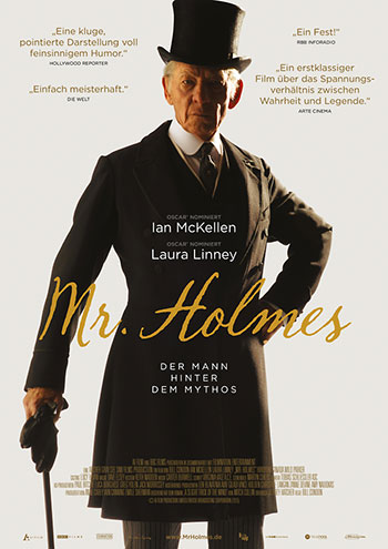 Mr. Holmes (Bill Condon)