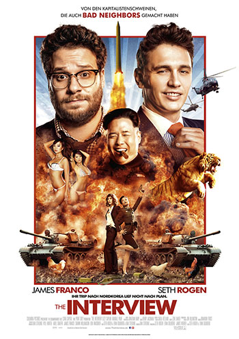 The Interview (Seth Rogen & Evan Goldberg)