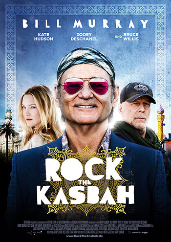 Rock the Kasbah (Barry Levinson)
