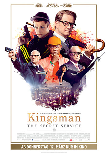Kingsman: The Secret Service (Matthew Vaughn)